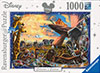 1000 pieces jigsaw puzzle by ravemsburger disney puzzel by Walt Disny Puzzle