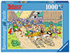 Asterix Family Portrait Cartoon Illustration 1000 Pieces Jigsaw Puzzle by Ravensburger Puzzles # 154 Puzzle