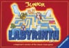 labyrinth-junior-board-game,labyrinth junior board game search for the treasure deep within the maze by ravensburegr games
