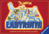 labyrinth junior board game search for the treasure deep within the maze by ravensburegr games