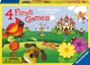 4 first games board game find the monkeys treasure and save the monkeys Puzzle