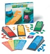 fits tetris style board game skillfully fill your gameboard manufactured by Ravensburger
