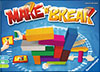 make n break, Strategic Board Game Made by Ravensburger Games # 264025