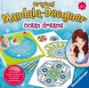 2 in 1 Mandala Designer, Ocean Dreams. The Amazingly Creative Drawing Machine, Made by Ravensburger  Puzzle