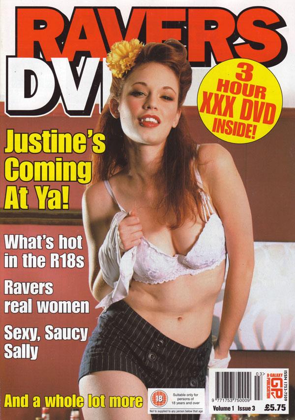 Words... super, Adult magazine raver