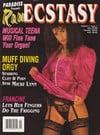 Raw Ecstasy Vol. 1 # 1 magazine back issue