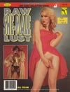 Raw She-Male Lust # 1 magazine back issue