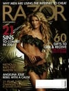 Razor Vol. 5 # 1 - December 2004/January 2005 magazine back issue