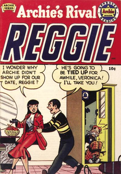 Reggie and Me Comic Book Back Issues by A1 Comix