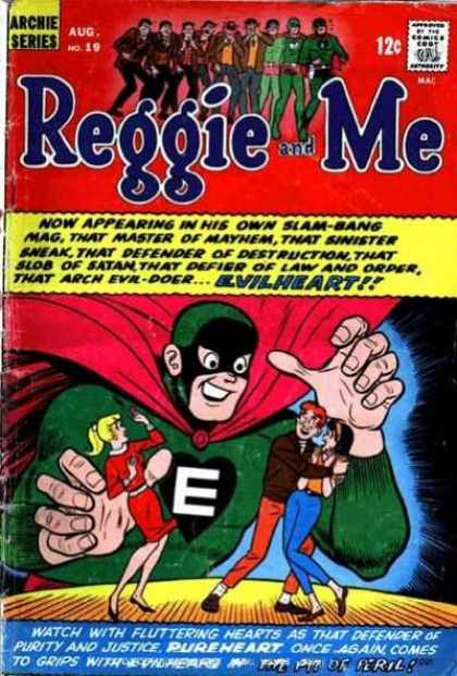 Reggie and Me A1 Comix Comic Book Database