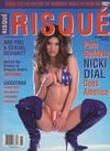 Risqu� November 1995 magazine back issue cover image