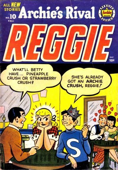 Archie's Rival: Reggie A1 Comix Comic Book Database