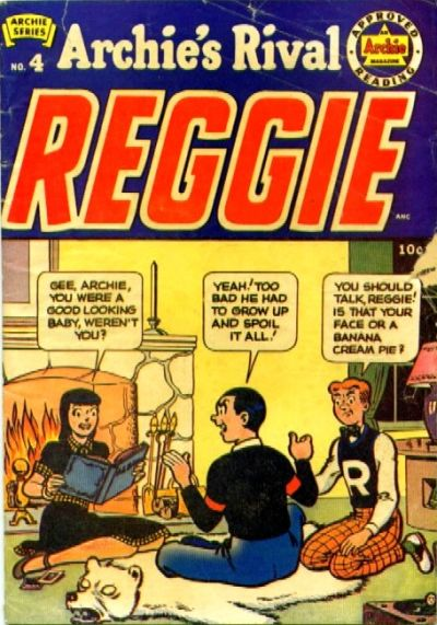 Archie's Rival, Reggie A1 Comix Comic Book Database