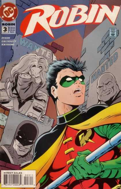 Robin A1 Comix Comic Book Database