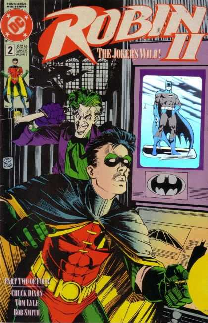 Robin II A1 Comix Comic Book Database
