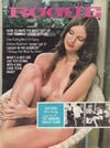 Rogue January 1974 magazine back issue
