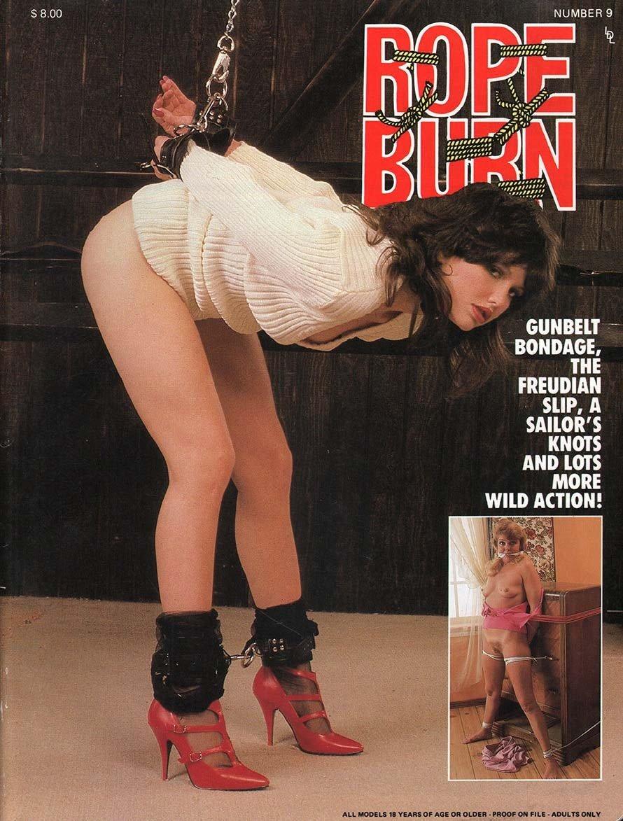 Rope Burn # 9 magazine back issue
