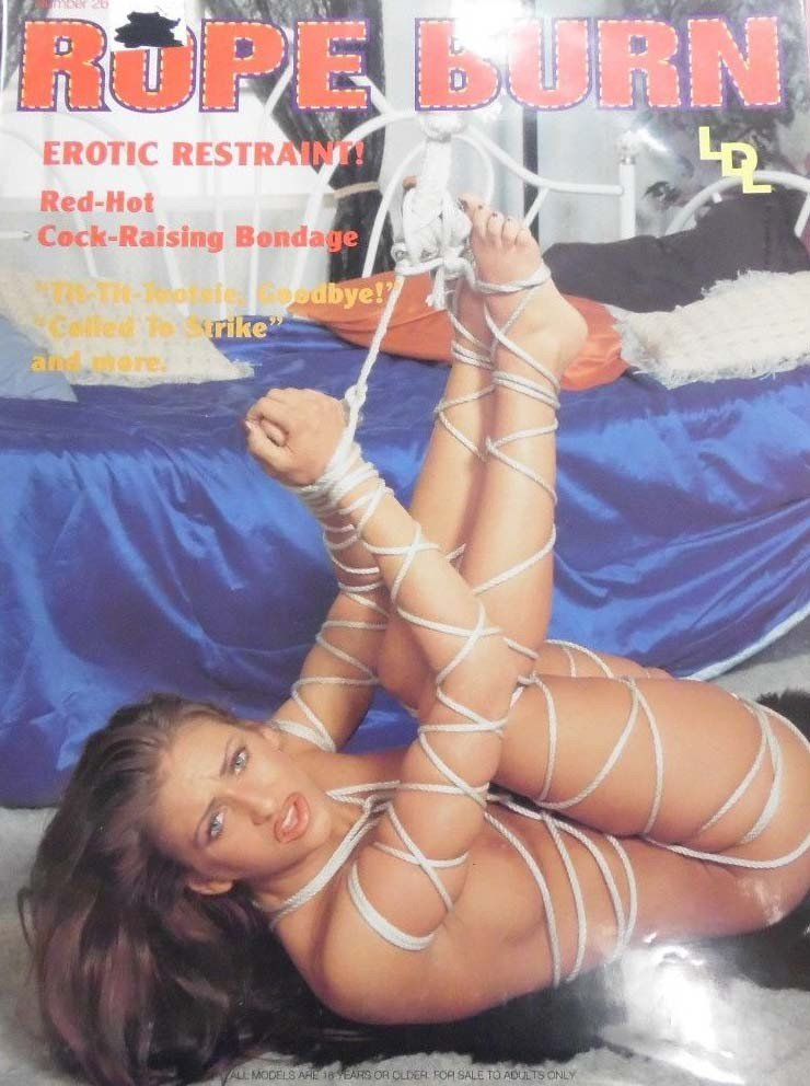 Rope Burn Magazine Back Issues of Erotic Nude Women Magizines Magazines Magizine by AdultMags