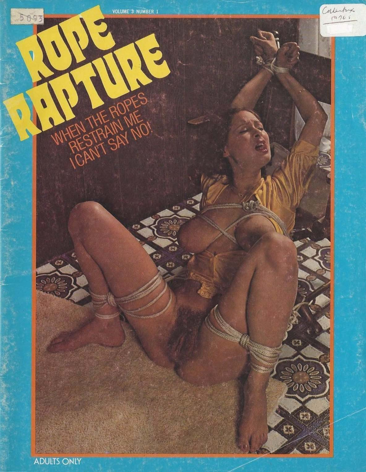 Rope Rapture Magazine Back Issues of Erotic Nude Women Magizines Magazines Magizine by AdultMags