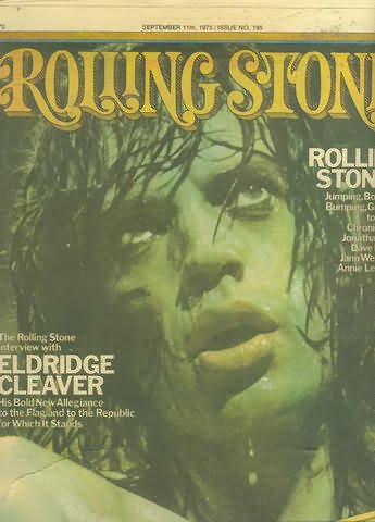 an analysis of two ads displaying the september 5th issue of rolling stone The band's first new album in almost eight years, a bigger bang, was released on 6 september to strong reviews, including a glowing write-up in rolling stone magazine the album reached no 2 in the uk and no 3 in the us [267.