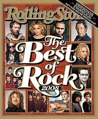 Rolling Stone # 1051 - May 1, 2008 magazine back issue