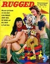 Rugged April 1957 magazine back issue cover image