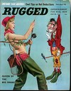Rugged June 1957 magazine back issue