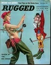 Rugged June 1957 magazine back issue cover image