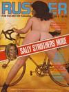 Rustler Vol. 2 # 3 magazine back issue