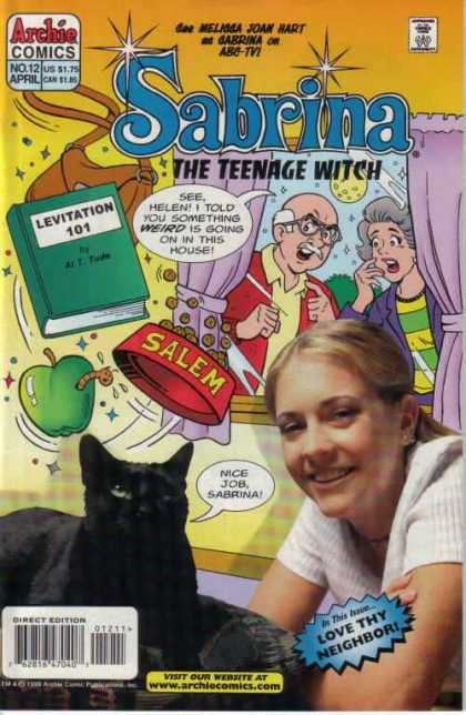 Sabrina the Teenage Witch A1 Comix Comic Book Database
