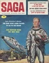 Saga September 1958 magazine back issue