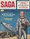 Saga September 1958 magazine back issue