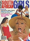 Hustler's South African Girls # 1 magazine back issue
