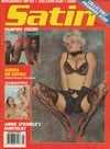 Satin # 1 magazine back issue