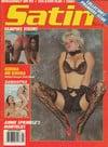 Satin # 1 magazine back issue
