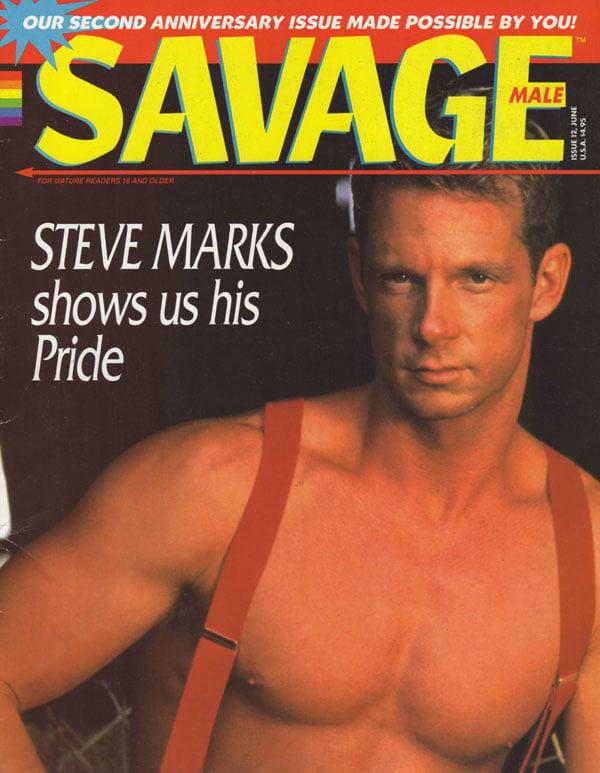 Savage Male # 12 thumbnail