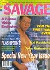 Savage Male # 2 magazine back issue