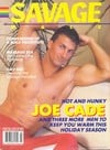 Savage Male # 3 magazine back issue