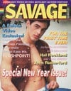 Savage Male # 8 magazine back issue
