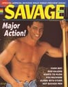 Savage Male # 10 magazine back issue