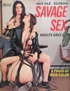 Savage Sex Magazine Back Issues of Erotic Nude Women Magizines Magazines Magizine by AdultMags