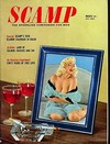 Scamp March 1959 magazine back issue