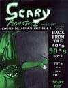 Scary Monsters # 1 magazine back issue