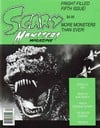 Scary Monsters # 5 magazine back issue