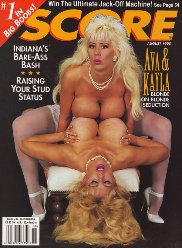 Nude women of score magazine the expert