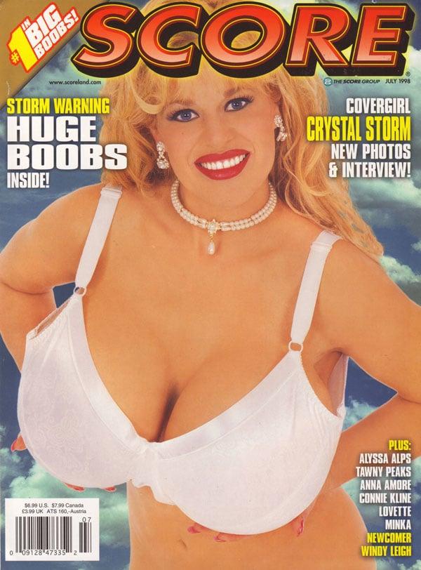Score Magazine Naked 94