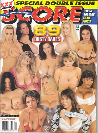 Score January 2005 magazine back issue Score magizine back copy bustybabes breastgirls voluptuousvixens score magazine double special issue xxx bonus fucksluts milf
