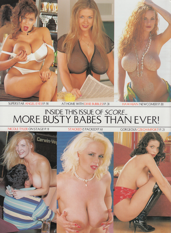 Score magazine lisa lipps big bust growth spurt dixie bubbles nicle tyler angel eyes alyssa alps nicky teae newcomm