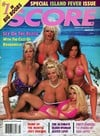 Lisa Lipps, Tiffany Towers, Candy Cantaloupes, Angel Bust & Staci Vaughn magazine cover Appearances Score March 1993