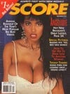 Erika Eve Score December 1994 magazine pictorial